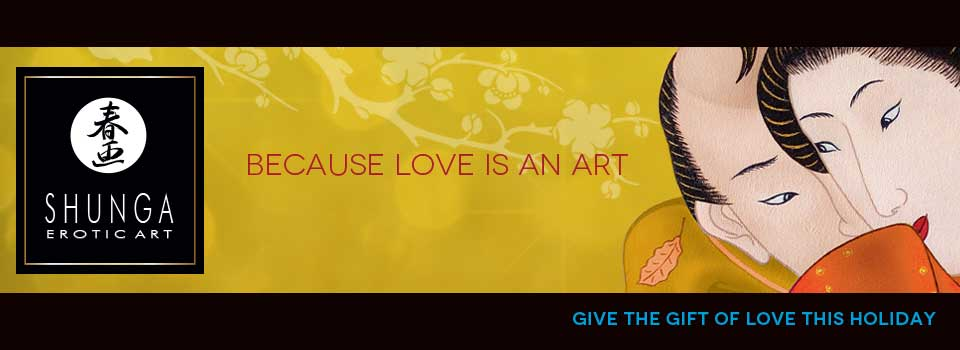 Give the Gift of Love with SHUNGA